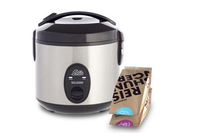 Kompakter Reiskocher Solis Typ 821im Test 2015: Jetzt online vergleichen & den Reiskocher günstig bestellen! » gefunden auf reiskochen.net