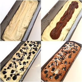 Budin relleno de Dulce de leche con Oreos – Praline Cakes