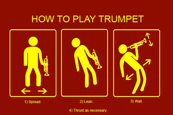 marching band memes   how to play trumpet
