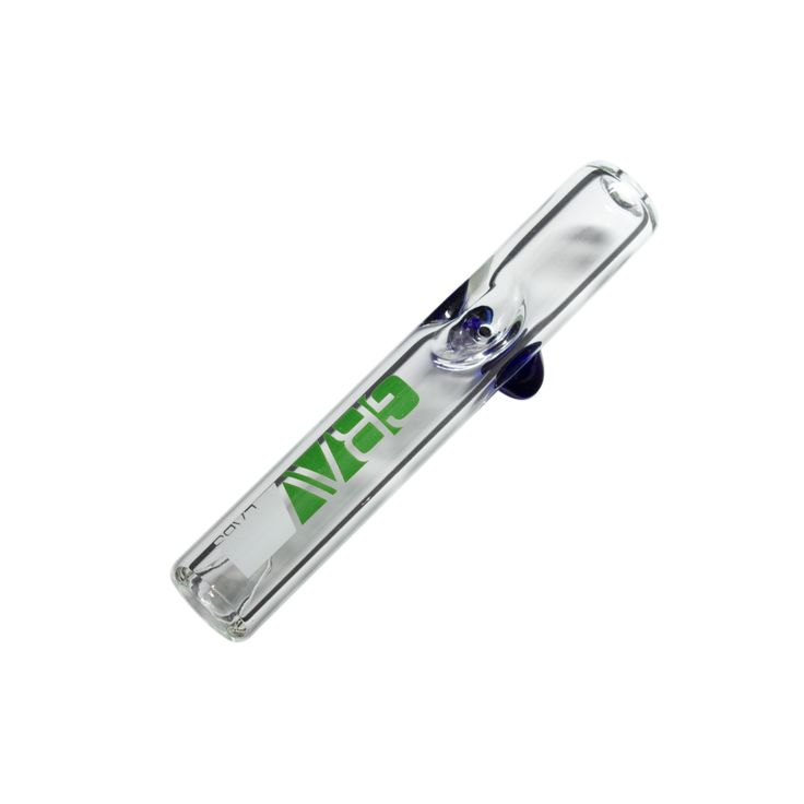 Glass Steamroller Pipe by Grav Labs - Mini - 4 Inches