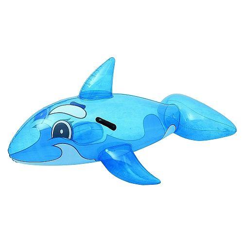 Golfinho insuflável! Para animar os dias de verão.