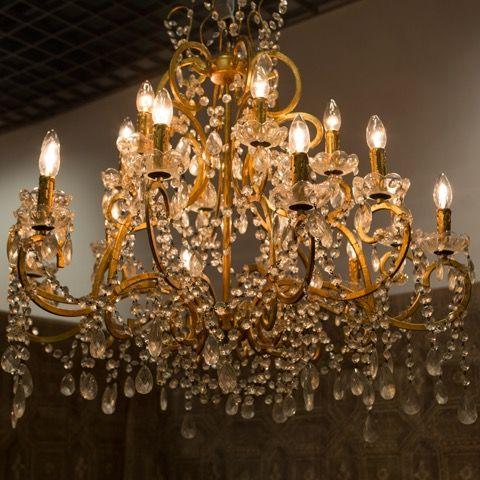 Chandelier Harper. Your living room will look astonishingly! Price: 4 800 PLN