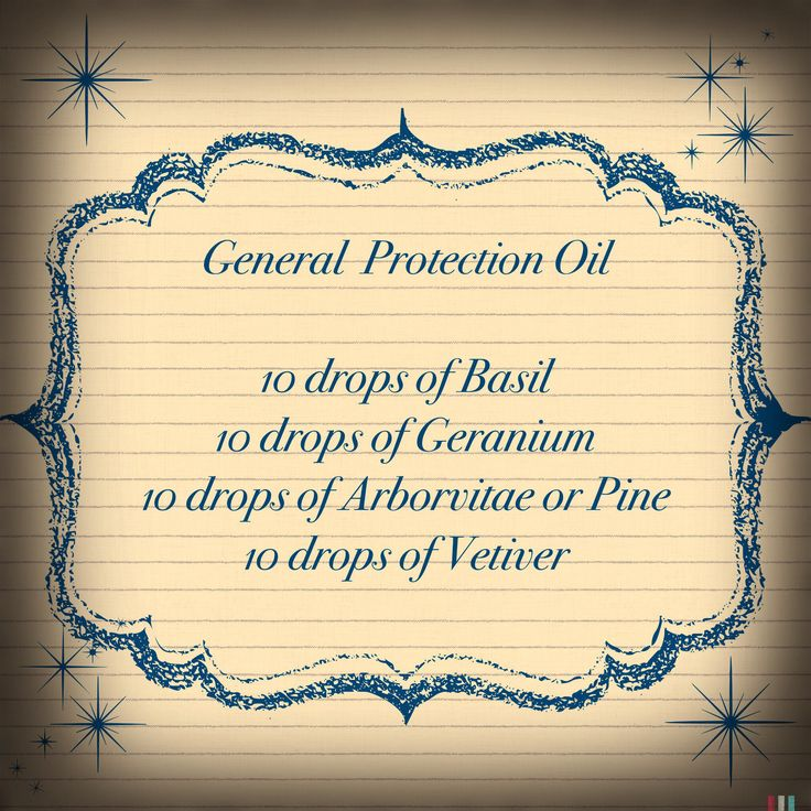 Essential Oils for Protection | Live Essentials