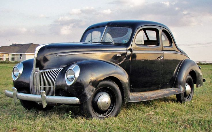 Bootlegger's Dream: 1940 Ford  Coupe - http://barnfinds.com/bootleggers-dream-1940-ford-coupe/