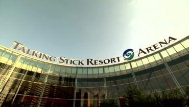 Suns Unveil Talking Stick Resort Arena! #WeArePhx