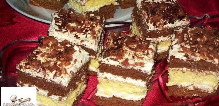 10 kényeztető krémes sütemény - ezeket süsd meg hétvégén - Receptneked.hu - Kipróbált receptek képekkel