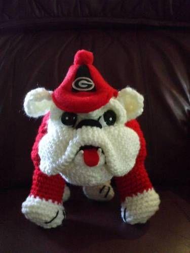 17 Best Images About Bulldog Items On Pinterest Crochet