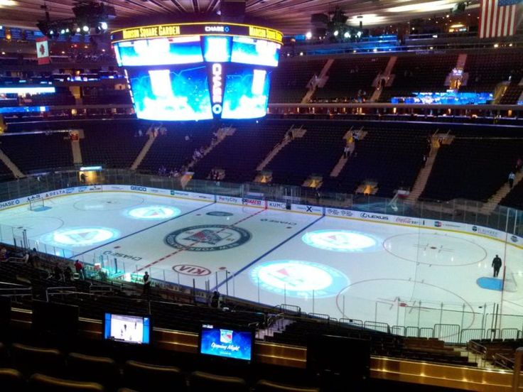 2 Tickets for NY Rangers vs Montreal Canadiens Game 6 on April 22 at 8:00 PM at Madison Square Garden. These tickets are next to each other on the ais... #game #aisle #canadiens #montreal #rangers #seats