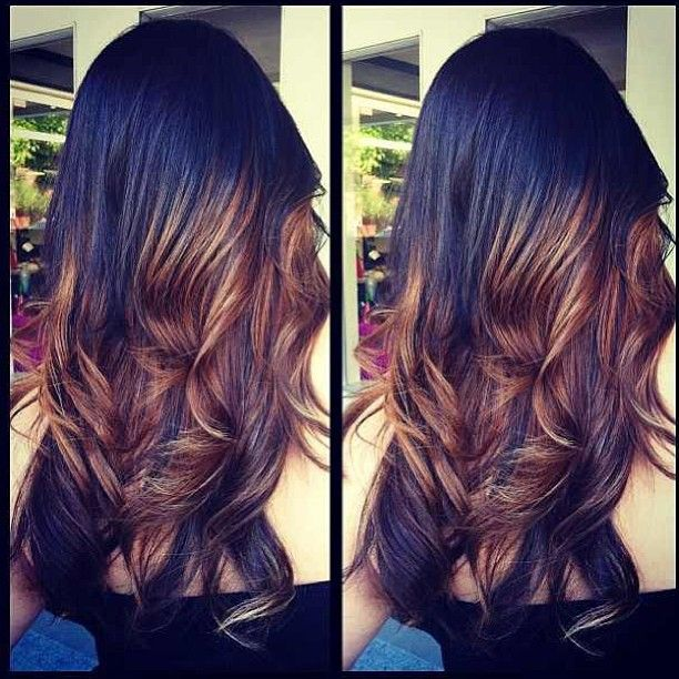 Beautiful Ombre Hair <3