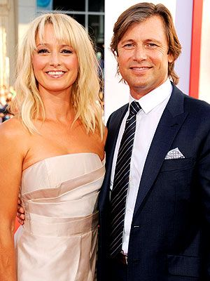 Grant Show Marries Katherine LaNasa :-) I pinned their engagement news but they've since married!