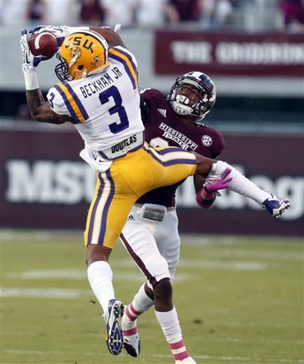 LSU wins wild offensive battle with Mississippi State, 59-26 | NOLA.com