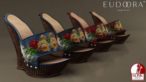 Eudora 3D Vintage Set Limited Edition Gamma Wedges | Flickr - Photo Sharing!