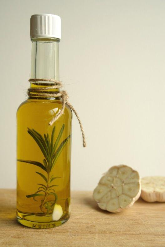 Azeites aromatizados diversos