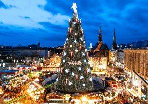 Lust auf Weihnachtsmärkte in den großen Städten von NRW? Weihnachtsmarkt Dortmund 2015, © Foto Thomas Winkler, Lünen