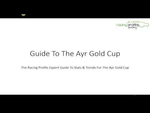 Racing Profits Guide To The William Hill Ayr Gold Cup Statistics & Trends