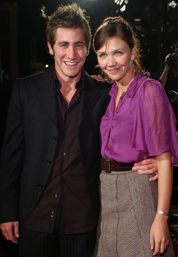 These Celebrities Have Ridiculously Good Looking Siblings, Yet We're Not Surprised - Jake and sister Maggie Gyllenhaal