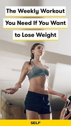 These weight loss tips for women will help you build muscle and burn fat. Follow this weekly workout plan for quality results!