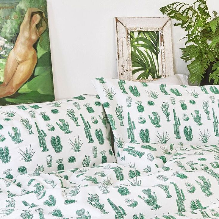 """Urban Outfitters Europe on Instagram: """"Cactus print bedding!! *Hysteria ensues*  #UOHome #UrbanOutfitters"""""""