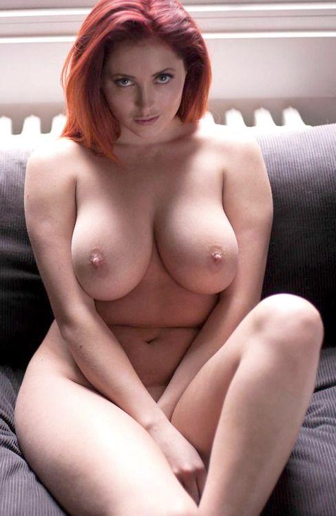 Ginger hair mature fucks girl