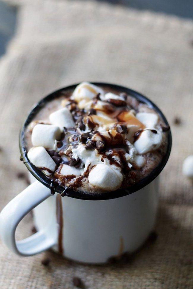 14 Recipes Every Coffee Lover Needs To Try: Spicy Hot Mocha