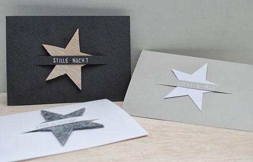 Onko joulukortti-inspiraatio kadoksissa? Kokosimme netistä 20 hauskinta ja helposti toteutettavaa kortti-ideaa.
