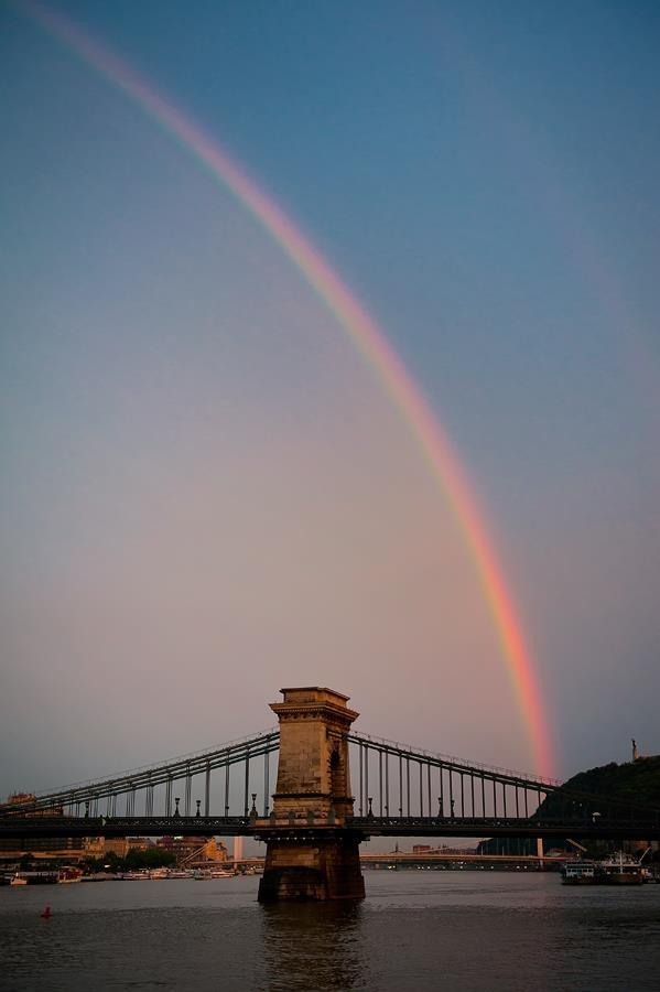 Lánchíd (Chain Bridge), Budapest