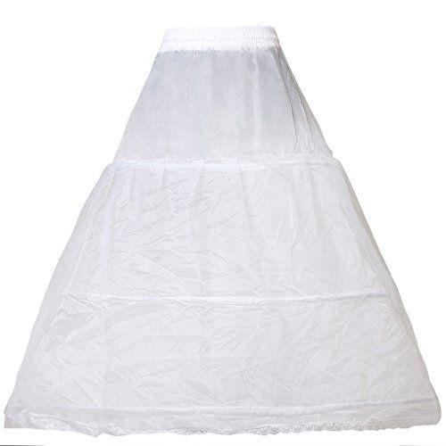 Sale Preis: HIMRY Luxus Reifrock / Unterrock / Petticoat / Underskirt / Crinoline / Wedding bridal Petticoat für Wedding Kleid Ballkleid Housekleid Abendkleid Brautkleid, 3 Ringe / 3 Reifen verstellbar, One Size, für Gr. 34, Gr. 36, Gr. 38, Gr. 40, Gr. 42, KXB-005. Gutscheine & Coole Geschenke für Frauen, Männer & Freunde. Kaufen auf http://coolegeschenkideen.de/himry-luxus-reifrock-unterrock-petticoat-underskirt-crinoline-wedding-bridal-petticoat-fuer-wedding-kleid-ballk