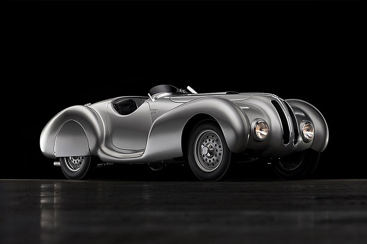 From 1936 introduction to the end of production in 1940, BMW dominated motor racing in Europe with the 328. One of the best sports cars of the era, this 1940 328 features the lightweight aluminum body by Touring of Milan,...