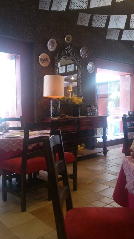 Los chilaquiles #restaurant #Guadalajara #mexicanfood #decoration