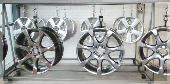 Alloy wheel refurbishment services helps to restore our old and scratched alloy wheel and give them a perfect look at affordable prices...