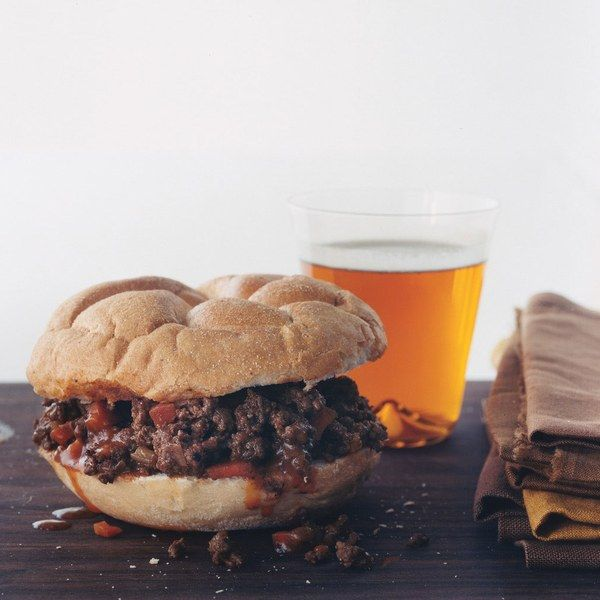 These are the Jay Gatsbys of sloppy joes—suave, debonair. But we'd be remiss if we let the black-tie frippery of these cosmopolitan joes belie their true nature: Just as with Fitzgerald's famous hero, there's substance underneath all that class. These civilized sandwiches are hearty, delicious, and perfect for a weeknight dinner.