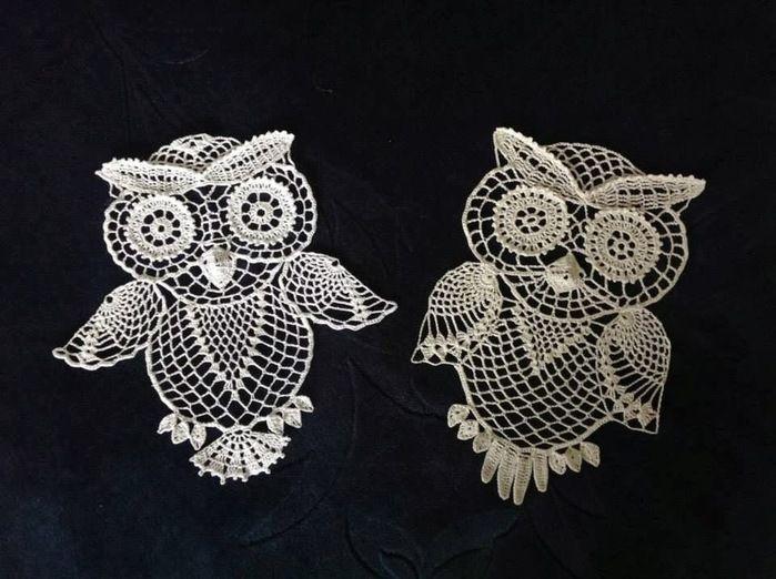 crochet owl diagram httpimg1liveinternetruimages