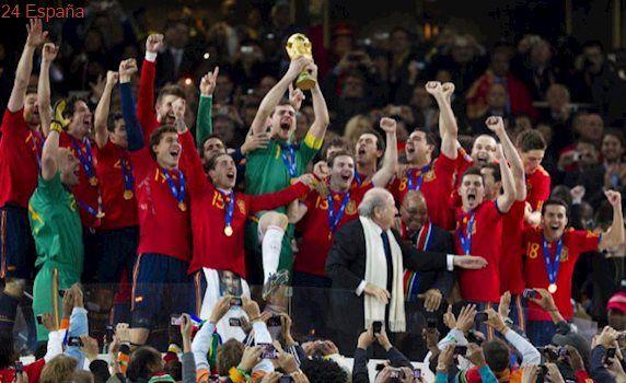 Campeones del Mundo hace siete años y así lo recuerdan los jugadores