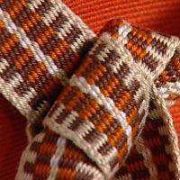 Vävt förklädesband / pirtanauha
