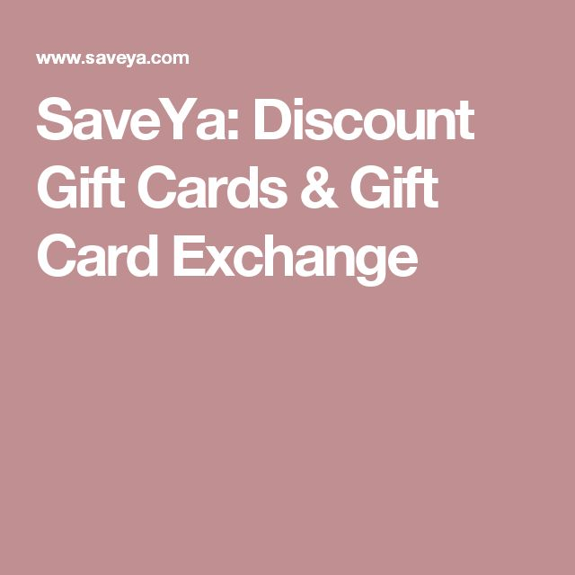 25+ unique Discount gift cards ideas on Pinterest | Gift card ...
