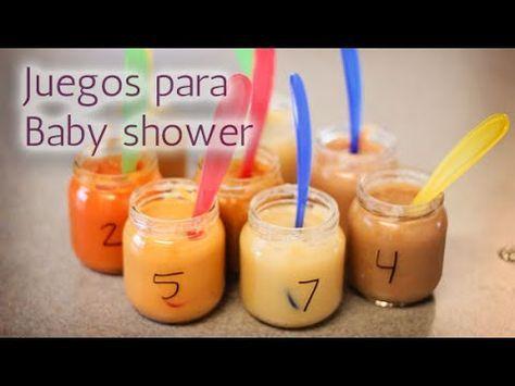 10 Juegos para Baby Shower sencillos y divertidos HD