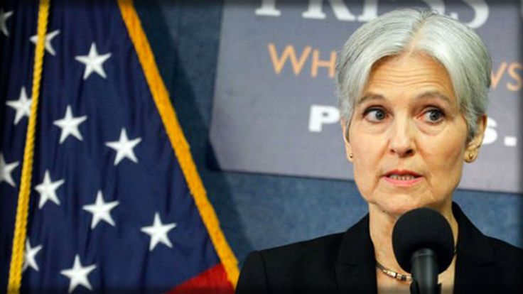 JILL STEIN EXPOSED AS FINE PRINT SHOWS EXACTLY WHERE FUNDRAISER MONEY IS...