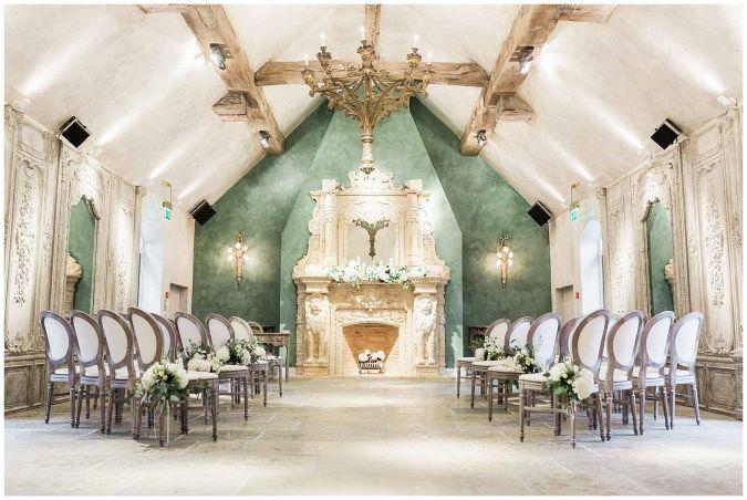 Le Petit Chateau Northumberland - French Style Wedding Venue