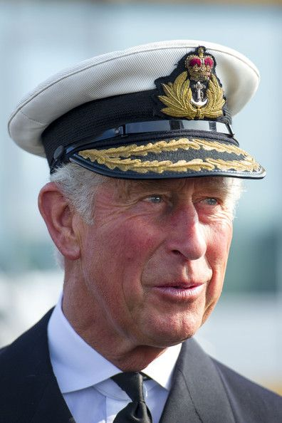 Prince Charles, Prince of Wales visits HMS Duncan in Roath Basin, Cardiff Docks on September 4, 2014 in Cardiff, Wales. HMS Duncan is a Royal Naval T45 Destroyer which is docked in Cardiff as part of the NATO summit.