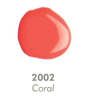 #BioSculpture #2002 #Coral is die gewildste koraal kleurskakering in die Bio Sculpture gel groep.