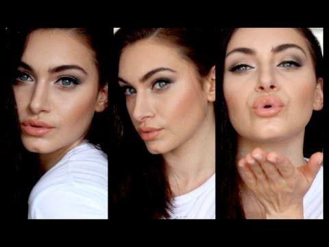 My favorite Makeup Guru on Youtube: Megan Fox Makeup Transformation