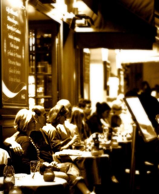 Paris Cafe Society