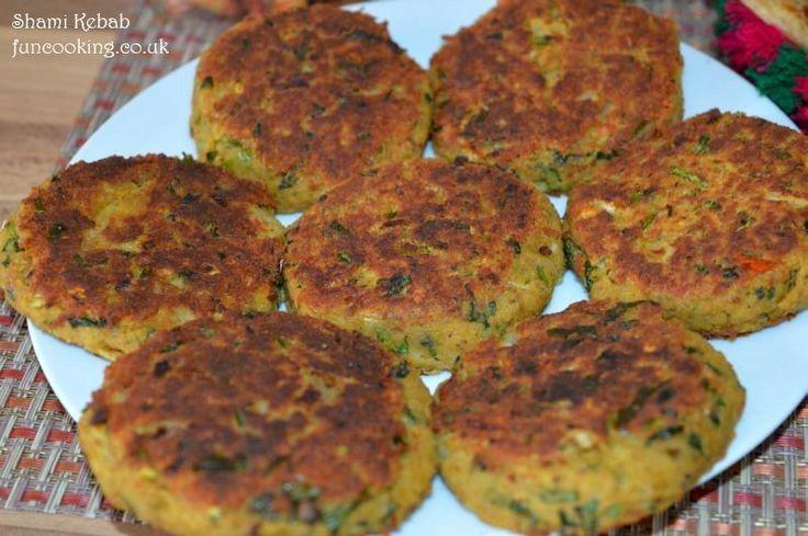 Shami kebabs are ready.