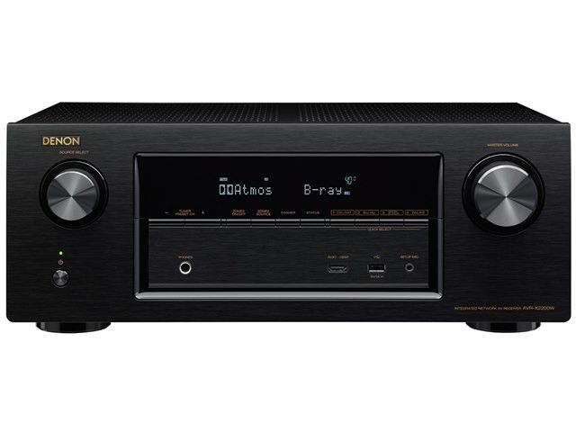 DENON AVR-X2200W (August 2015 late release)