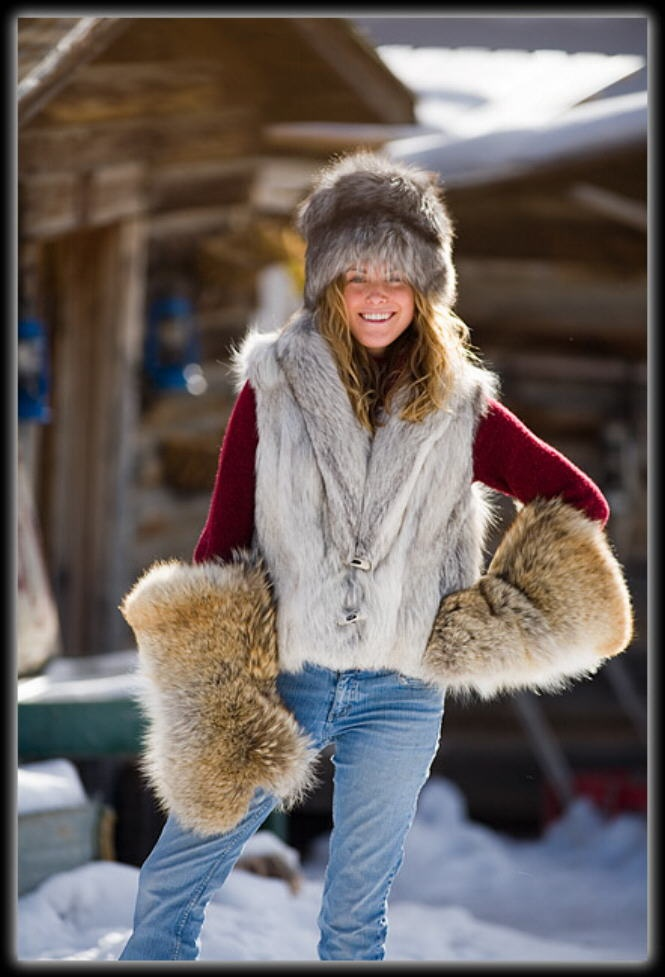 Sable Fur Coat >> Big fur mittens. I like the absurdity and drama. They're too big, but only by about a third ...