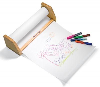 Melissa & Doug's tabletop paper roll dispenser | Eco-Friendly Products - Parenting.com
