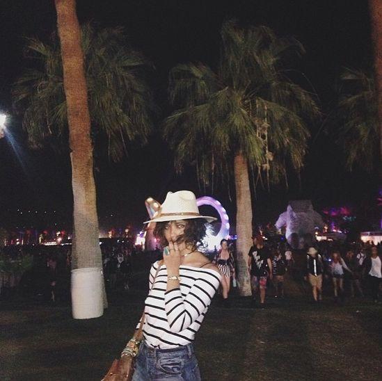 Trop Rouge at Coachella