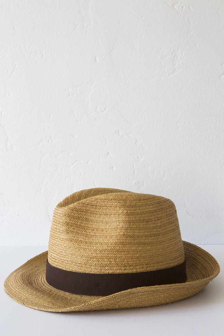 valeur brown tulipano hat