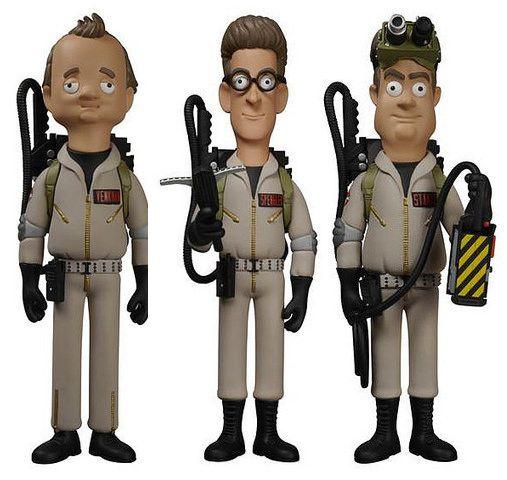 FUNKO VINYL IDOLZ 系列【魔鬼剋星】Ghostbusters 8 吋 全員抓鬼中!! | 玩具人Toy People News