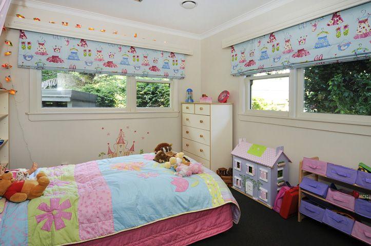 'pink princess' bedroom